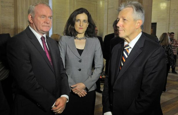 mcguinness and villiers
